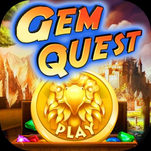 Super Gem Quest - Blast Mania iOS App