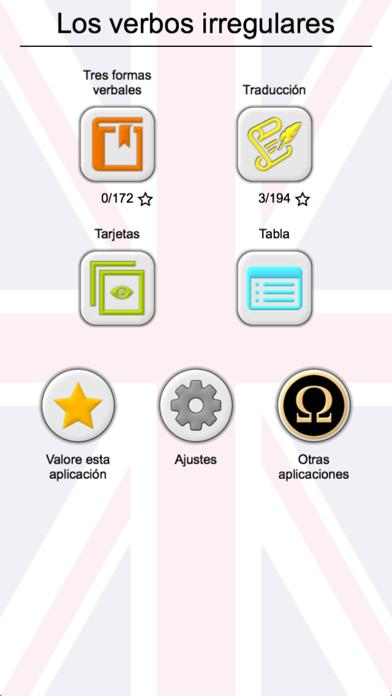 Descargar Verbos irregulares ingleses para Android