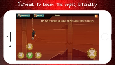 Ultimate Ninja Swing screenshot four