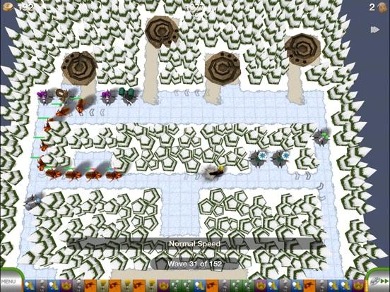 TowerMadness HD Screenshots