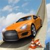 不可能的汽车驾驶游戏:不可能的曲目3D