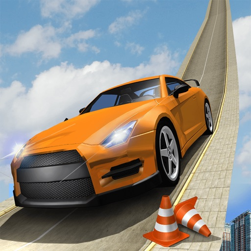 impossible car driving game impossible tracks 3d by mariam khan rh appadvice com