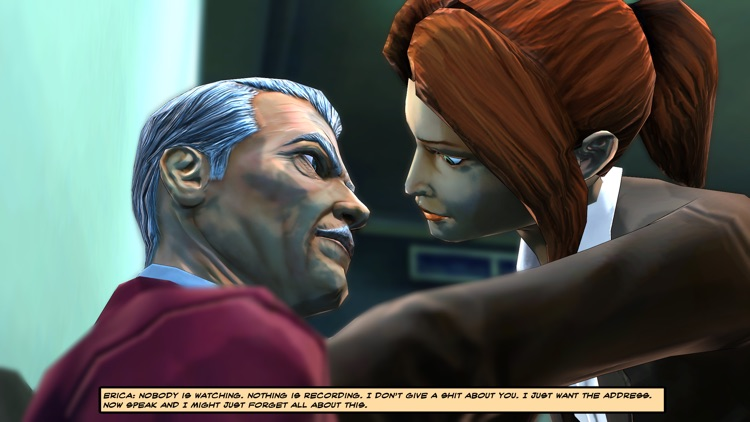 Cognition Episode 4 screenshot-2