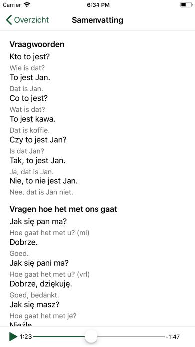 Ik Spreek Pools screenshot four