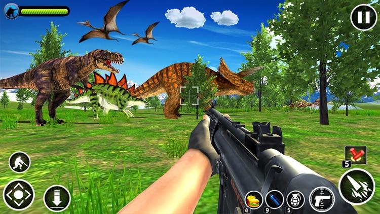 Dinosaurs Hunting screenshot-4