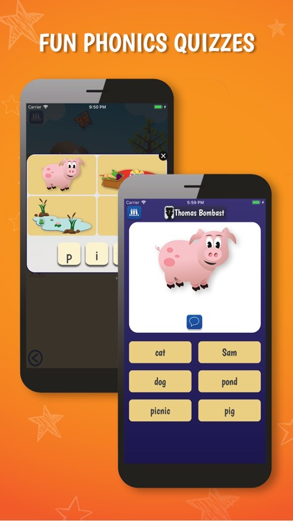 PocketPhonics Stories (full) screenshot-3