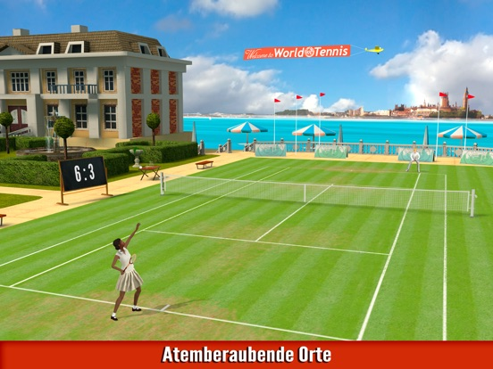 Screenshot 4 World of Tennis: Goldene 20er