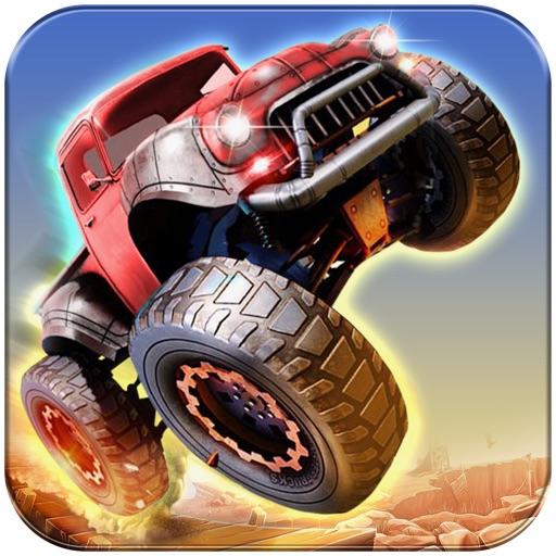 Monster Truck Extreme Stunts™