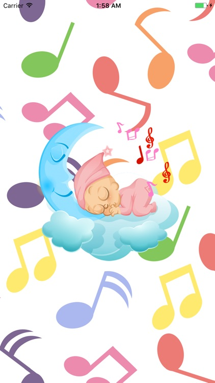 Baby Sleep Sounds - Shush App screenshot-4