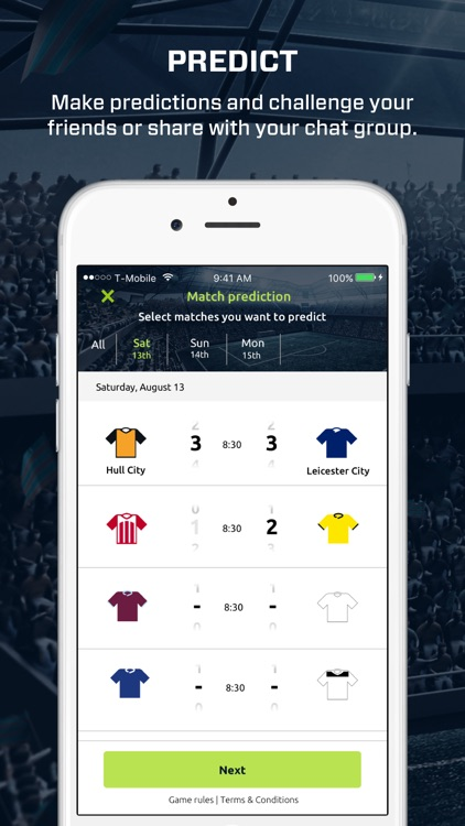 Pundit Club - Soccer Fan App screenshot-1