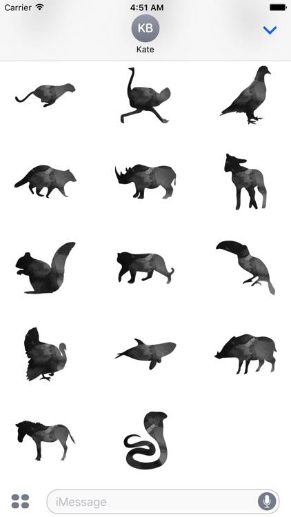 Animals Set Pack 2