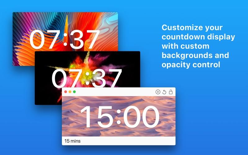 Smart Countdown Timer Screenshot - 2
