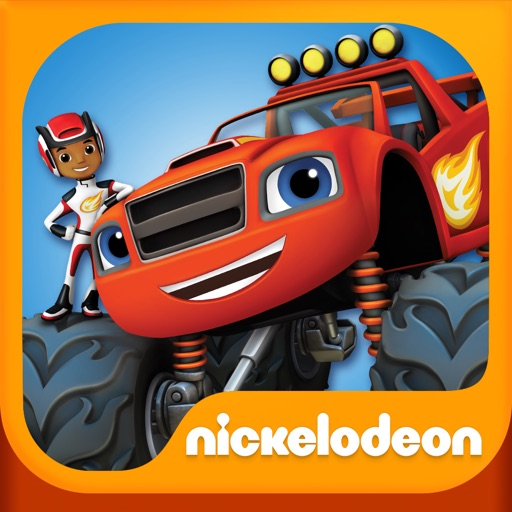 Kids Race for Science in Blaze and the Monster Machines