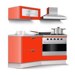 3D Kitchen Design for IKEA