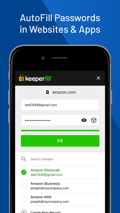 Keeper Password Manager screenshot-3