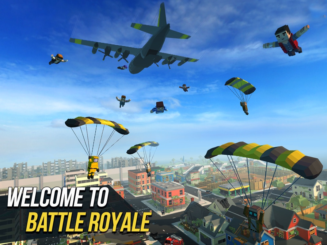 Grand Battle Royale: Pixel FPS - Online Game Hack and Cheat