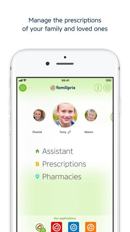 Familiprix - My Pharmacy screenshot-4