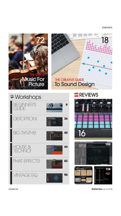 MusicTech Focus Magazine screenshot-3