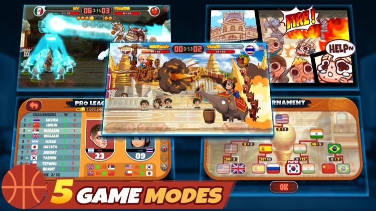 Head Basketball screenshot-3