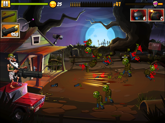 Zombie Smash! Time Travel Скриншоты9