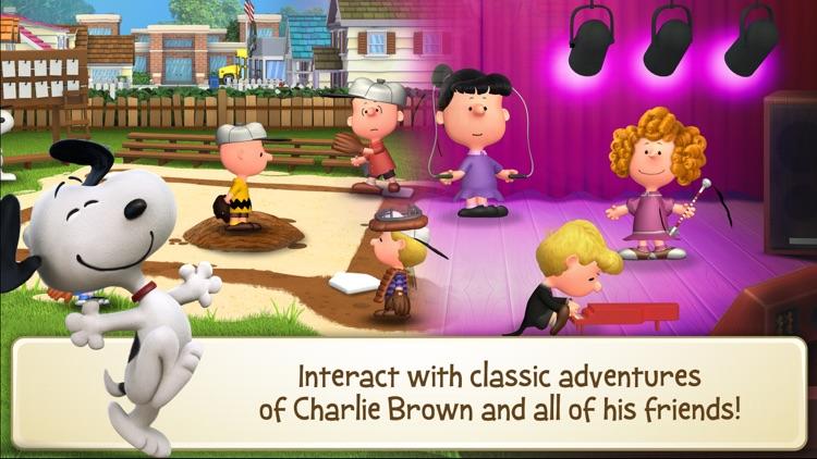 Peanuts: Snoopy's Town Tale screenshot-4
