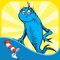 App Icon for One Fish Two Fish - Dr. Seuss App in Colombia IOS App Store