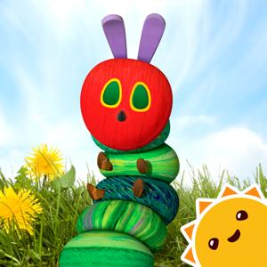 My Very Hungry Caterpillar AR app