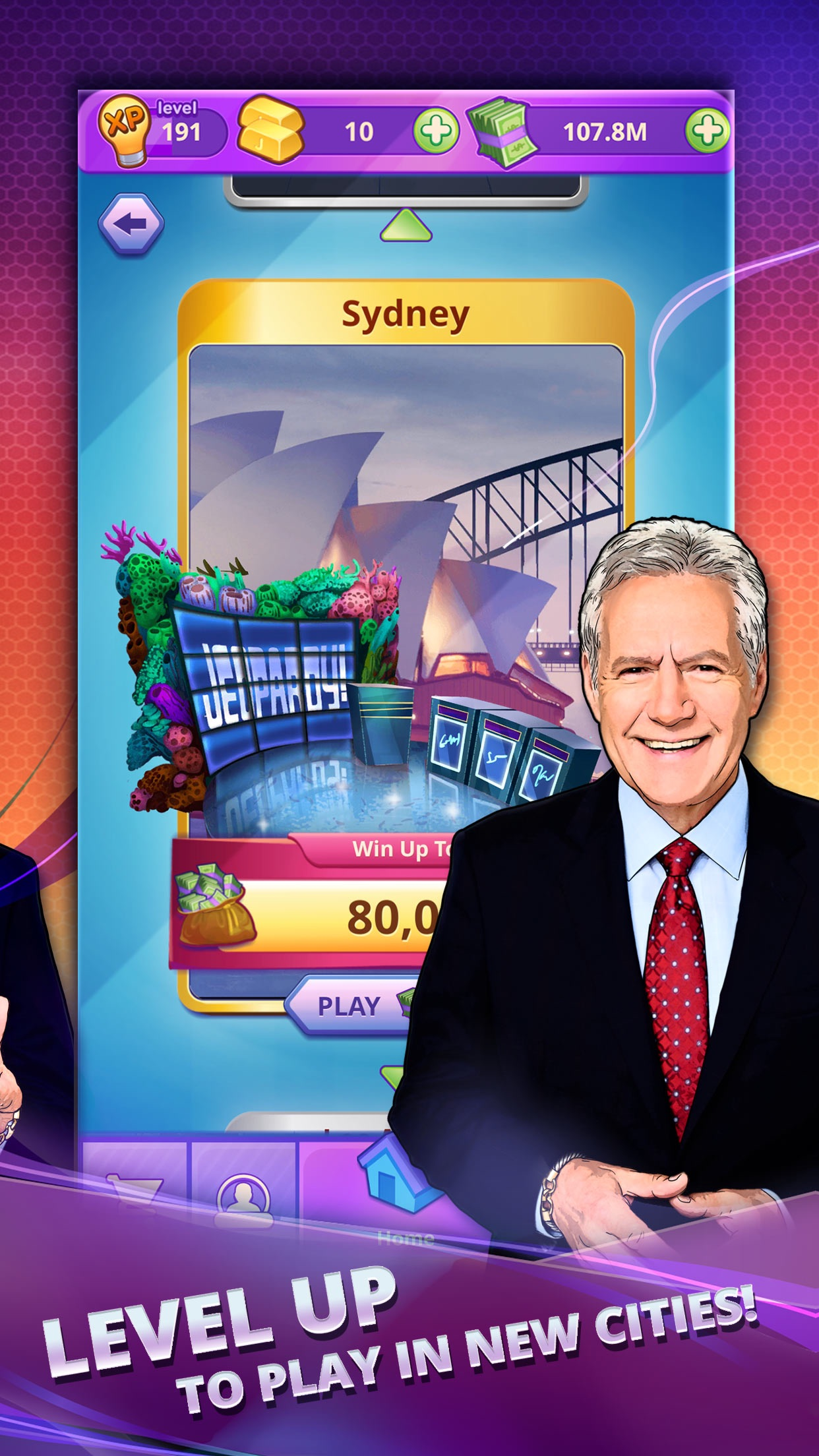 Jeopardy! World Tour Screenshot