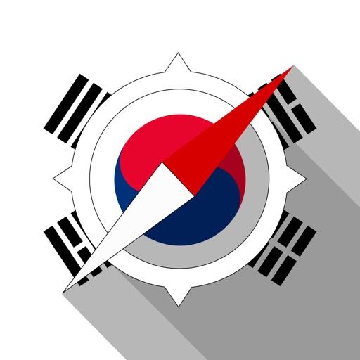 South Korea Offline Navigation