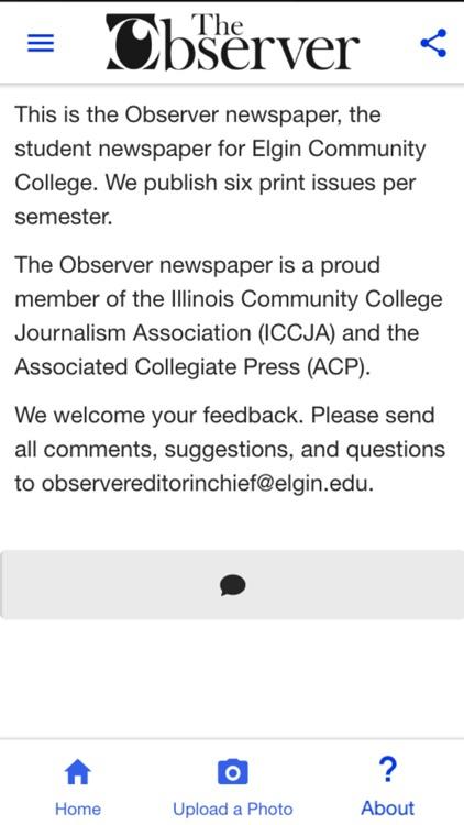 The Elgin Observer