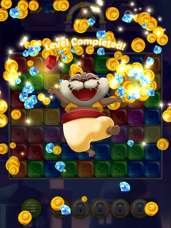 Jewel Pop : Treasure Island screenshot 9