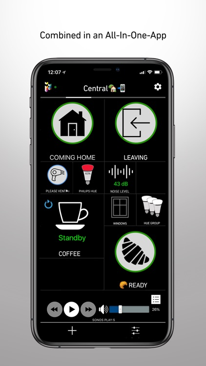 iHaus Smart Home screenshot-2