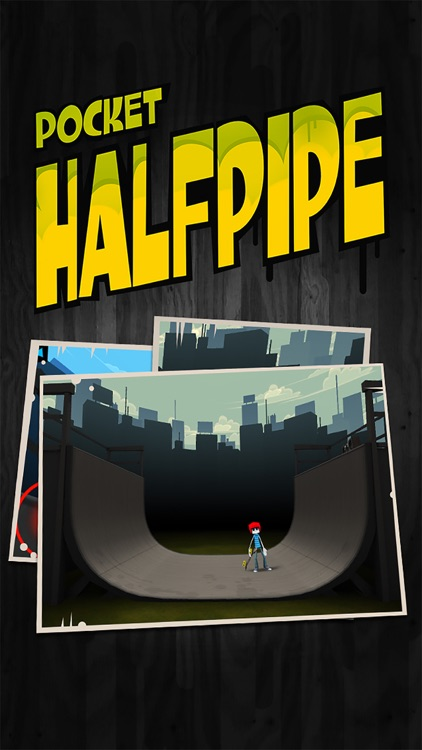 Pocket HalfPipe screenshot-0