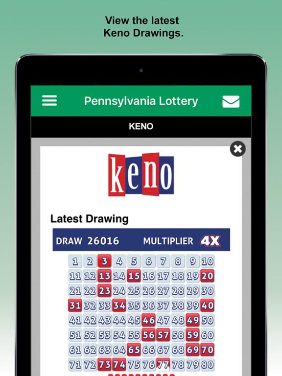 PA Lottery Official App - AppRecs