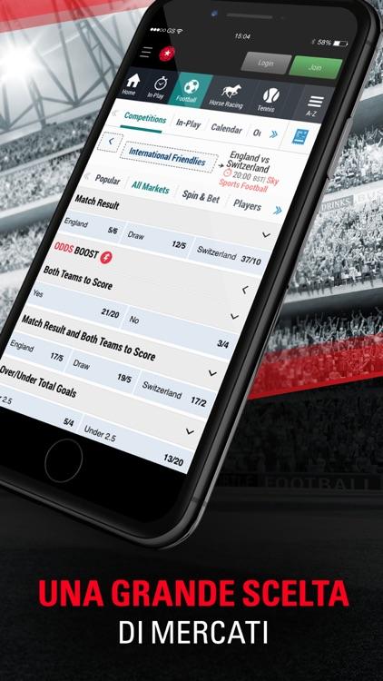 BetStars Scommesse Sportive screenshot-4
