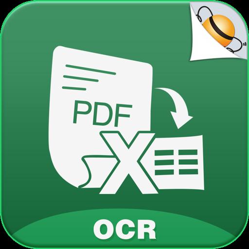 PDF to Excel OCR Converter