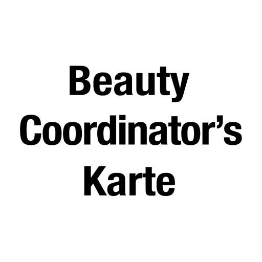 Beauty Coordinator's Karte