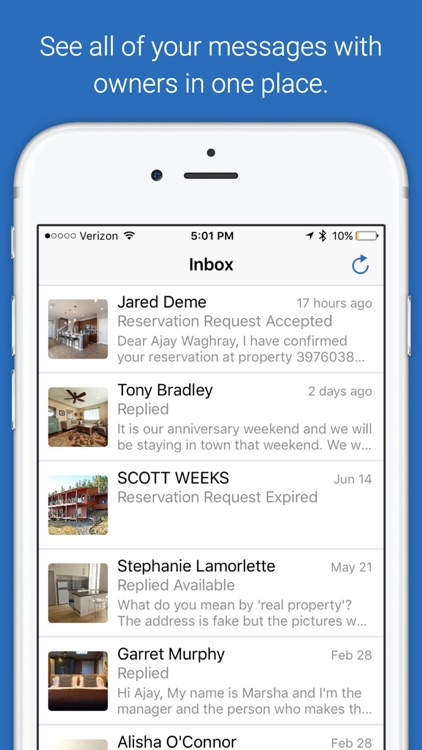 HomeAway Vacation Rentals screenshot-2