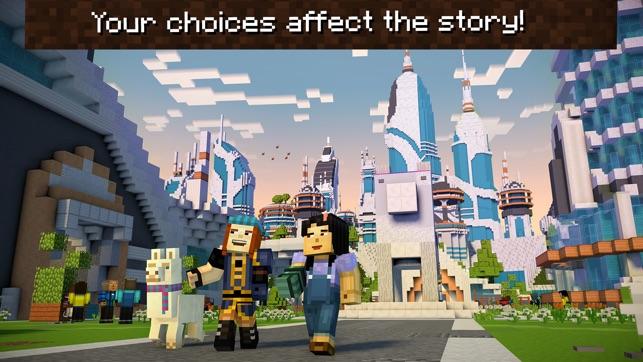 Minecraft: Story Mode - S2 Screenshot