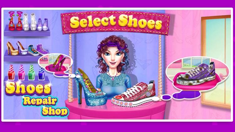 Shoe Spa and Decor