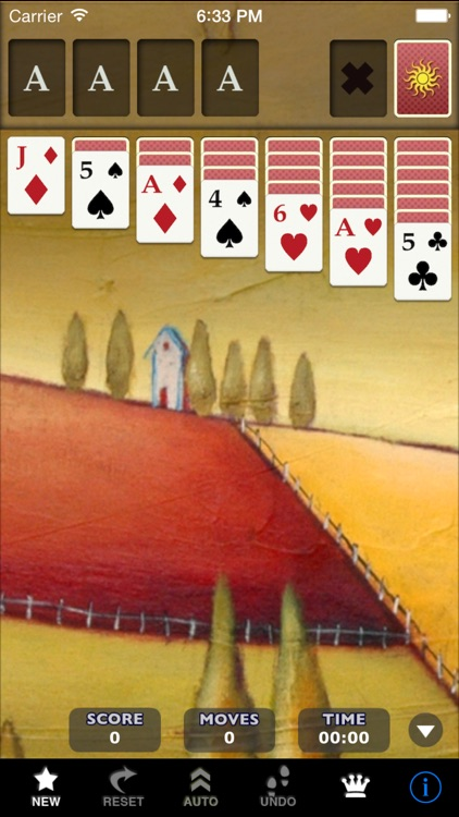 NBTD Solitaire screenshot-1