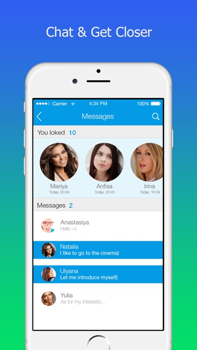 Bloomy: Best Dating App & Chat Screenshot