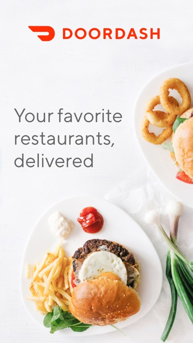 Screenshot for DoorDash - Order Food Delivery in Germany App Store