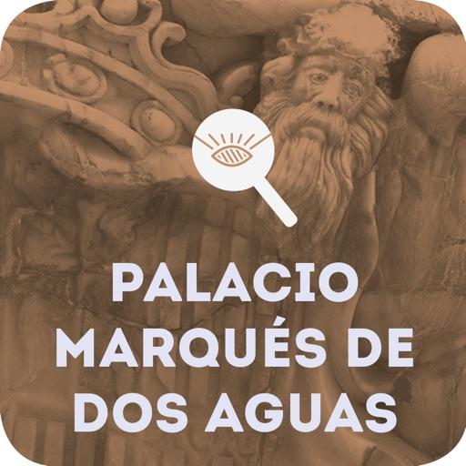 Fachada del Palacio Marqués de Dos Aguas. Valencia