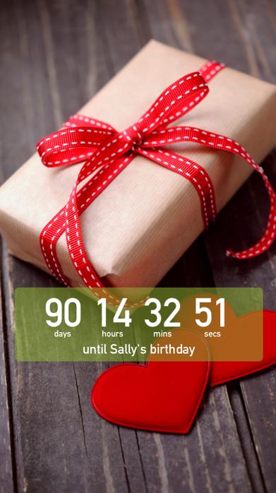 Birthday Countdown ‼ Screenshot