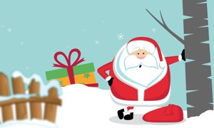 Oh No, Santa's Lost His Presents: The Christmas Interactive Bedtime Story Book App for Children