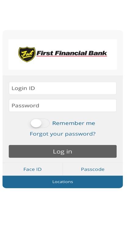 First Financial Bank Business