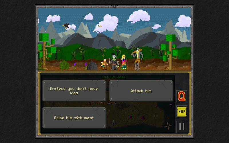 Pixel Heroes: Byte & Magic screenshot 6
