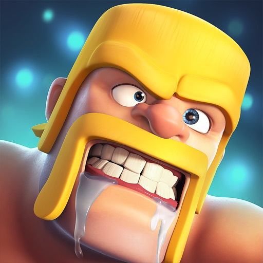 Clash of Clans application logo