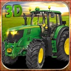 Real Farm Tractor Simulator 3D icon